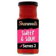 Sharwood's Sweet & Sour Stir-Fry Sauce