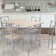 Verona 4 Seater Dining Set save 58%
