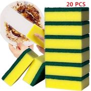 20pc Cleaning Sponges Free Delivery 50% Off