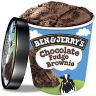 Ben & Jerry's Classic Chocolate Fudge Brownie Ice Cream 500ml