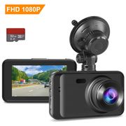 Full HD 1080P Dash Cam in Car with Night Vision