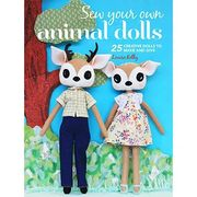Sew Your Own Animal Dolls