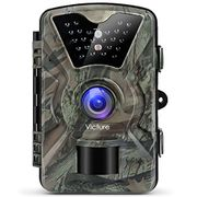 Wildlife Camera 12MP 1080P Trail Game Camera Motion Activated, Night Vision