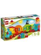 LEGO DUPLO 10847 Number Train **4.9 STARS**