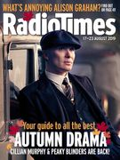 6 Print Editions of Radio times Magazine for £1!
