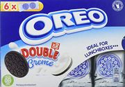Bargain -Oreo Double Stuff Lunchbox Sandwich Biscuits Pack X 7 boxes