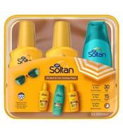 Glitch - Soltan 3 Pack Sunscream + Other Tan Item Both Half Price (Read Post)