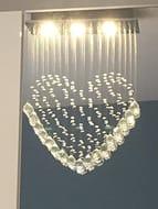 Crystal Heart LED Light for £99.99