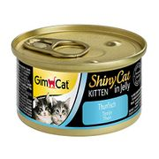 GimCat ShinyCat Kitten in Jelly Tuna Cat Food