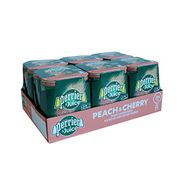 Perrier Peach and Cherry 24 Cans £2.28 Amazon Pantry