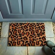 Animal Print Doormats Just £5 at B&M