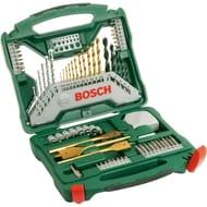 Bosch Titanium X-Line Drill Bit Accessory Set - 70 Piece