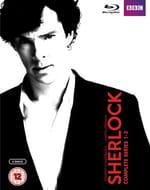 Sherlock - Complete Series 1-3
