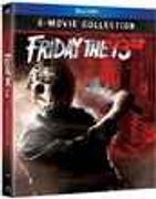 Friday the 13th: 8-Movie Collection BLU-RAY
