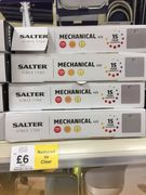 Salter Mechanical Personal Scale at Tesco