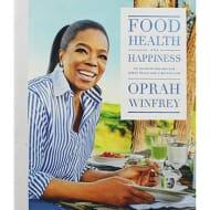 Oprah Winfrey - Food Health and Happiness  Hardback