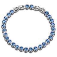 Susan Y Ocean Dream Tennis Bracelet Women Made Crystals