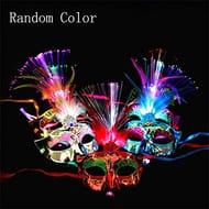 LED Eye Masks Ideal for Parties, Halloween, Carnivals Etc