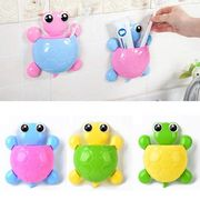 Turtle Shaped Suction Toothbrush Holder Only £1.79 Delivered