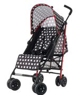 Obaby Atlas Stroller - Crossfire
