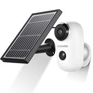 Solar Powered Wireless CCTV - Get 50% Off