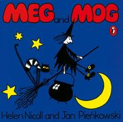 Meg and Mog (Boardbook) Only £2.99