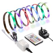Deal Stack - LED RGB Strip Light - 50% off + Extra 6%