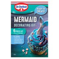 Dr Oetker Decorating Kit Mermaid 199G HALF PRICE