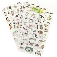 FomCcu 6 Sheets Portable Cute Cat Album Diary