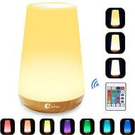 50% off LED Nursery Night Light Touch Lamp