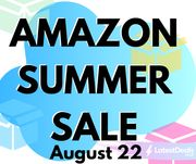 Amazon End of Summer Sale Coming 22nd August