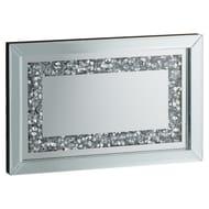 Karina Bailey Mirrored Diamond Tray