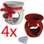 X4 Wax Melts Burners with Scented Melts