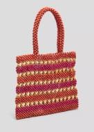 Matalan Beaded Shopper Bag Half Price