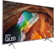 "*SAVE £400* SAMSUNG 65"" Smart 4K Ultra HD HDR QLED TV with Bixby"