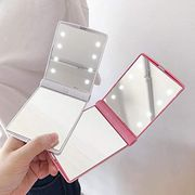 70% off Portable Useful 8 LEDs Makeup Mirror Cosmetic Mirror