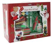 Giant Box of Christmas Craft 1000 Pieces at Hobbycraft