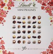 Lindt Mini Pralines Box of Chocolates