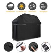 Lightning Deal- Barbecue Cover 145x61x117cm