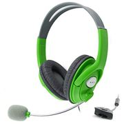 Gaming Headset with Adjustable Microphone Fit