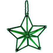 Christmas Beaded Star Kit - Makes 5