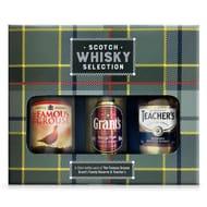 Scotch Whisky Selection Gift Set