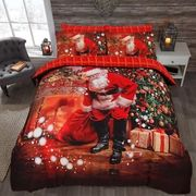 Father Christmas Collection Duvet