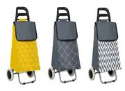 Shopping Trolley 4 Colours Instore Only