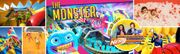 The Monster Inflatable Obstacle Course, 25% off Kids Sessions