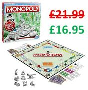 SAVE £5 - MONOPOLY - The Classic London Version *4.8 STARS*