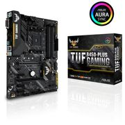 Asus Tuf B450-plus Gaming (Socket Am4) Ddr4 Atx Motherboard
