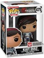 Gears of War Kait Diaz VInyl Figure 475