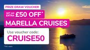 Holiday Hypermarket - £50 off ANY Cruise Departing after 1st October 2019