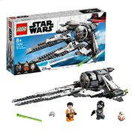 LEGO Star Wars Black Ace Tie Interceptor Starfighter